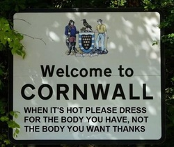 funny signs from Cornwall